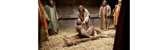 Christ Heals and Forgives