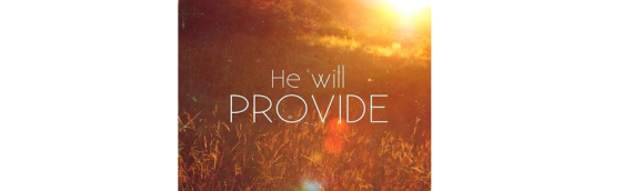 God provides food in the Wilderness